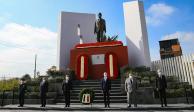 Estado de México-Alfredo Del Mazo Vélez- Alfredo Del Mazo Maza-Plaza Alfredo Del Mazo Vélez