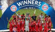 Alphonso Davies se convierte en el sexto jugador de Concacaf en ganar la Champions