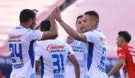 """Con doblete del """"Cabecita"""" Rodríguez, Cruz Azul vence al Atlético de San Luis (VIDEO)"""