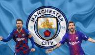 Instagram, la aplicación que ventila el pase de Lionel Messi al Manchester City