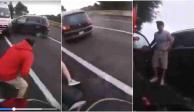 Accidente en la autopista México-Cuernavaca