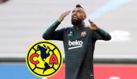 Arturo-Vidal-Chile-America-Liga-MX-Barcelona