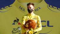 Adam Yates, nuevo líder del Tour de France 2020 tras grave error de Alaphilippe