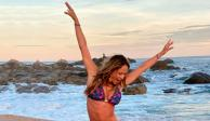 Vanessa Huppenkothen derrite a sus fans con impresionante foto haciendo yoga