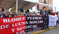 Bloque sindical Zacatecas