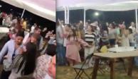 Fiesta y cata