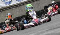 El sueño de un piloto profesional inicia en el kartismo; el dinero la materia prima