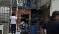 Explosión gas Ecatepec