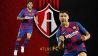 En Atlas quieren a Luis Suárez y los fans ya empezaron una colecta