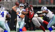 FALCONS vs COWBOYS: Dónde ver en vivo, Semana 2, domingo 20 de septiembre, NFL