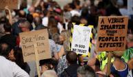 Manifestaciones-Reino Unido-COVID-19