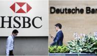 HSBC-Deutsche Bank
