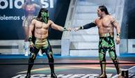 Último Guerrero y Bandido tienen COVID-19 y se pierden el Aniversario 87 del CMLL