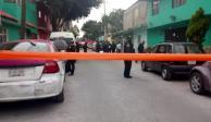 Doble crimen en Iztapalapa