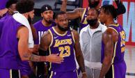 Los Lakers regresan a Las Finales de la NBA luego de 10 años de ausencia