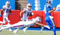 VIDEO_ Resumen del Rams vs Bills, Semana 3, Temporada 2020 NFL