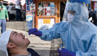 En la alcaldía Magdalena Contreras se aplicaron cerca de 300 pruebas de Covid-19