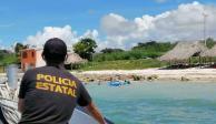 Vigilancia playas campeche