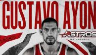 Gustavo-Ayon-Astros-Jalisco-LIGA-SISNOVA-LNBP