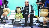 Mafalda está de luto, muere su creador, el dibujante Quino