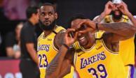 Lakers se lleva el primer juego de Las Finales de la NBA ante el Heat de Miami