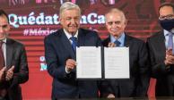 Plan de infraestructura-CCE-IP-Economía-AMLO-Celebran