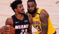 VIDEO_ Resumen del Lakers vs Heat, Juego 4 de Las Finales de la NBA