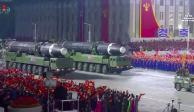 Misil intercontinental de Corea del Norte