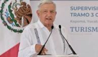 Andrés Manuel López Obrador-AMLO-Tren Maya-