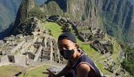 Machu Picchu-Perú