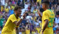 VIDEO_ Neymar revela por accidente celular de una superestrella de Brasil