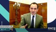 El secretario de Hacienda y Crédito Público Arturo Herrera