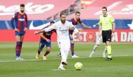 Real Madrid, Sergio Ramos, Messi, Barcelona