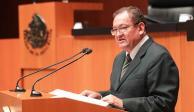 Daniel Gutiérrez Castorena es el tercer senador en dar positivo a Covid en tres días