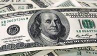 Imagen ilustrativa de un dólar americano