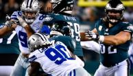 VIDEO_ Resumen del Dallas Cowboys vs Philadelphia Eagles, Semana 8 NFL
