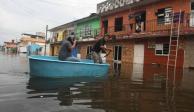Inundaciones lluvias Tabasco