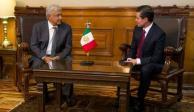 AMLO-López Obrador-Andrés Manuel López Obrador-Enrique Peña Nieto