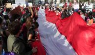 protestas perú- Anonymous