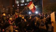 enfrentamientos en Perú dejan dos muertos