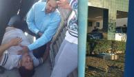 Juan Carlos abuso policial