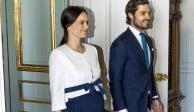 Príncipes Carlos Felipe y Sofía