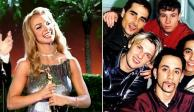 Backstreet Boys y Britney Spears