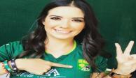 Club León: Pilar Pérez y Alexandra Stergios, las bellas fanáticas de La Fiera (FOTOS)