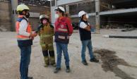 Derrumbe en Puebla