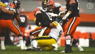 Browns vs Steelers NFL