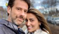 Eduardo Videgaray y Sofía Rivera
