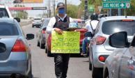 Foto ilustrativa de pobreza laboral de México