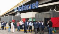 El edificio corporativo de Interjet también fue devuelto.