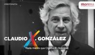 Claudio X Gonzalez